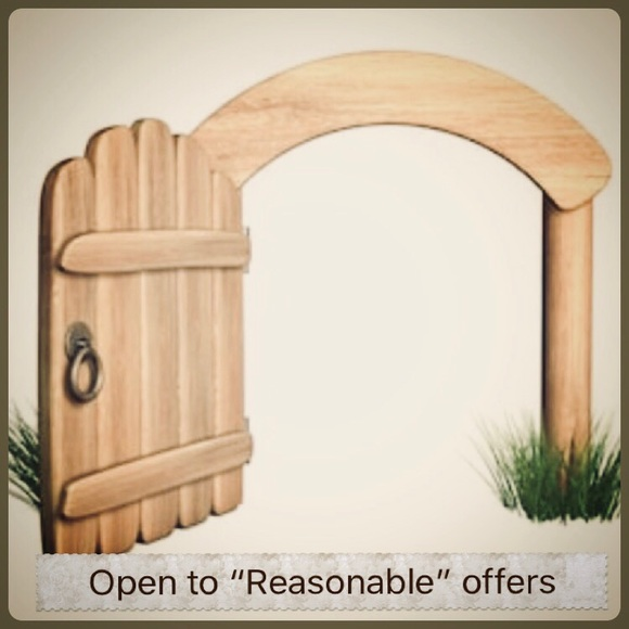 """Other - Open to """"Reasonable"""" offers"""